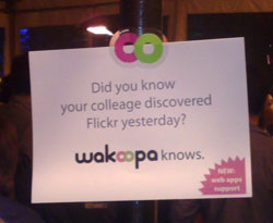 wakoopa. software without a reason, and bad spelling too...