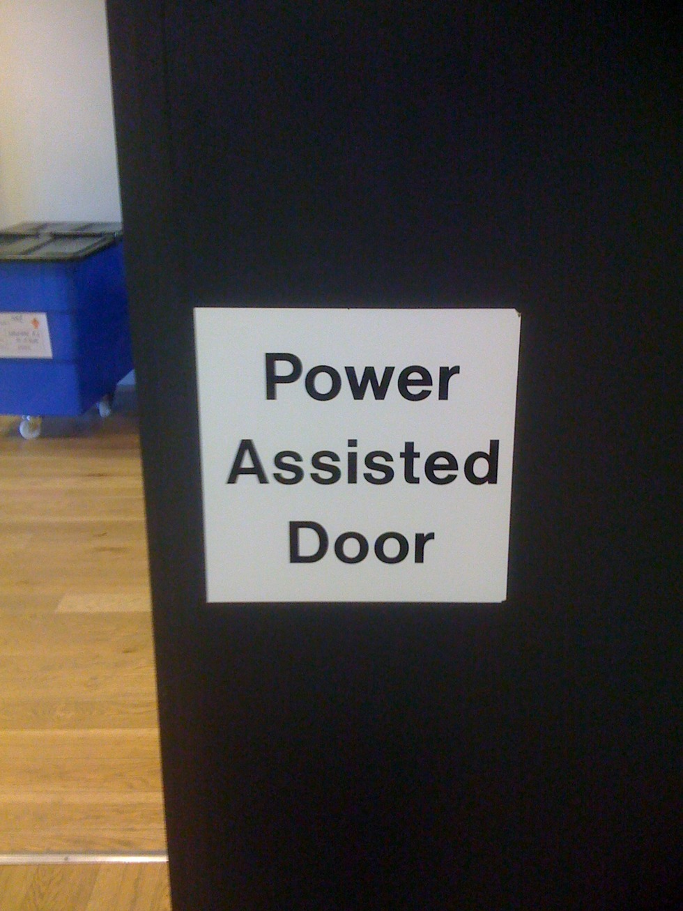 Powerassisted